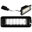 LED osvětlení SPZ VW Polo 00-09