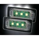LED osvětlení SPZ BMW E93