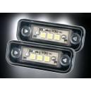LED osvětlení SPZ Mercedes Benz SLK R171 04-