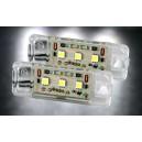LED osvětlení SPZ VW Polo 6R