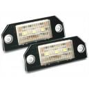 LED osvětlení SPZ Ford Focus MK2 04-07