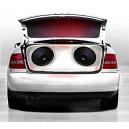 Audi A4 B5 – audio zástavba