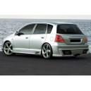 Honda Civic 01- _ přední nárazník