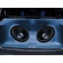 Mazda 323F BA – audio zástavba