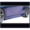 Mazda 323C – kryty prahů