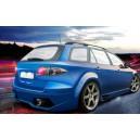 Mazda 6 – zadní nárazník