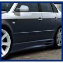 VW Sharan – kryty prahů