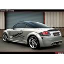 """Audi TT – zadní nárazník """"S-LINE"""""""