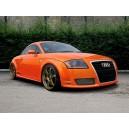 Audi TT – kryty prahů