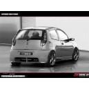 Fiat Punto III 03+ _ zadní nárazník