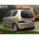 Fiat Seicento – zadní nárazník
