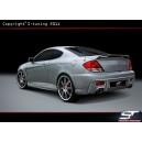 """Hyundai Coupe 02-05 – zadní nárazník """"GENESIS"""""""