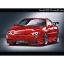 Mazda MX3 – kryty prahů