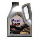 Olej motorový Mobil Super disel 10W-40 4L