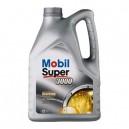 Olej motorový Mobil Super 5W-40 4L