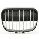 Maska Seat Arosa 6HS 00-05 – černá/chrom