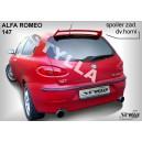 Alfa Romeo 147 01-, střešní spoiler, stříška