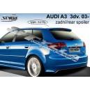 Audi A3 5dv. 04- _ střešní spoiler, stříška