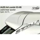 Audi A4 8E Combi 01-04 - střešní spoiler, stříška