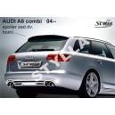 Audi A6 Combi 05- _ střešní spoiler, stříška