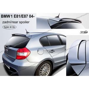 BMW 1er E81, E87 04- _ střešní spoiler, stříška