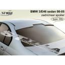 BMW 3er E46 98-05 – prodloužení střechy