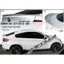 BMW X6 E71, E72 08- _ střešní spoiler, stříška