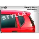 Chevrolet Kalos - střešní spoiler, stříška