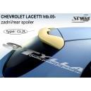 Chevrolet Lacetti htb 05- _ střešní spoiler, stříška
