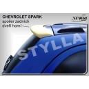 Chevrolet Spark 05- _ střešní spoiler, stříška