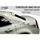 Chrysler 300C 04-10 - střešní spoiler, stříška