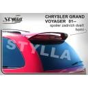 Chrysler Voyager 01- _ střešní spoiler, stříška