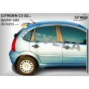 Citroen C3 02- _ střešní spoiler, stříška