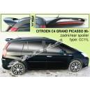 Citroen C4 Grand Picasso 06- _ střešní spoiler, stříška