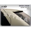 Dacia Logan 04-08 - střešní spoiler, stříška