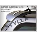 Daewoo Nubira Combi 97-99 - střešní spoiler, stříška