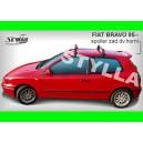 Fiat Bravo 95-01 - střešní spoiler, stříška
