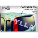 Fiat Panda 03- _ střešní spoiler, stříška