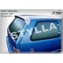Fiat Uno 83-89 - střešní spoiler, stříška