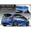 Ford Fiesta 08- _ střešní spoiler, stříška