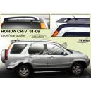 Honda CR-V II 01-06 - střešní spoiler, stříška