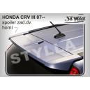 Honda CR-V III 06- _ střešní spoiler, stříška