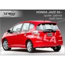 Honda Jazz 02-08 - střešní spoiler, stříška