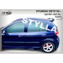 Hyundai Getz 02- _ střešní spoiler, stříška