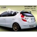 Hyundai i30 07- _ střešní spoiler, stříška