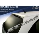 Kia Rio htb 05- _ střešní spoiler, stříška