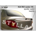 Kia Rio sedan 00-05 - křídlo