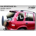 Kia Sportage 94-04 - střešní spoiler, stříška