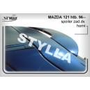 Mazda 121 96-00 - střešní spoiler, stříška