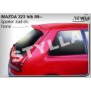 Mazda 323 htb 89-94 - střešní spoiler, stříška